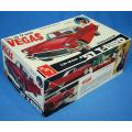 AMT TV SERIES VEGA$ 1957 FORD THUNDERBIRD T-BIRD 2 DOOR HARDTOP MODEL KIT 3105